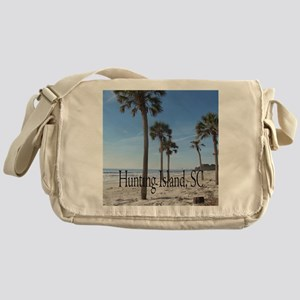 Hunting Island, SC Messenger Bag