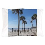 Hunting Island, SC Pillow Case