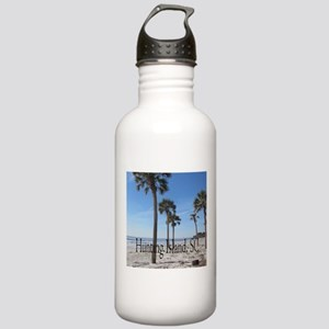 Hunting Island, SC Water Bottle
