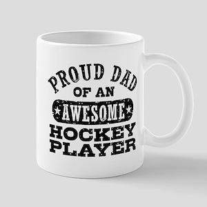 Proud Hockey Dad Mug