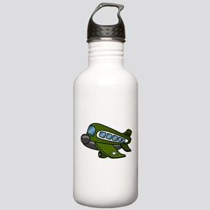 Airplane Stainless Water Bottle 1.0L