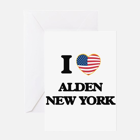 I love Alden New York Greeting Cards
