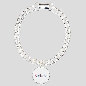 Krista Princess Balloons Charm Bracelet