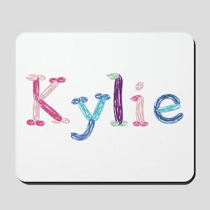 Kylie Princess Balloons Mousepad