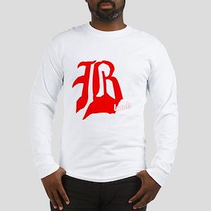 Blood Gang History Month Long Sleeve T-Shirt