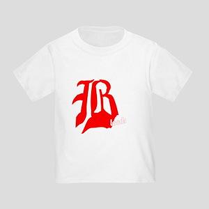 Blood Gang History Month Toddler T-Shirt