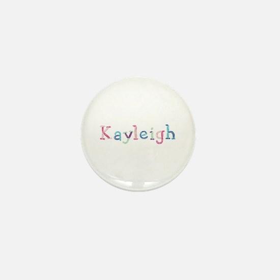Kayleigh Princess Balloons Mini Button