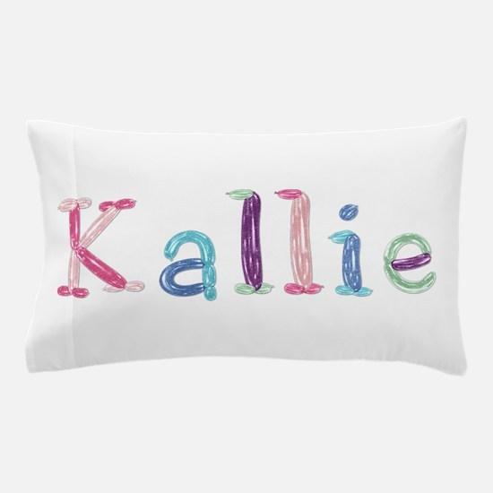 Kallie Princess Balloons Pillow Case
