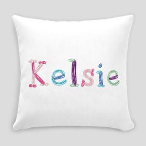 Kelsie Princess Balloons Everyday Pillow