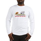 Bowling Long Sleeve T-shirts
