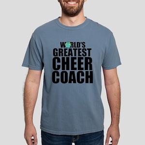 World's Greatest Cheer Coach T-Shirt