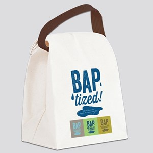 Baptized! Canvas Lunch Bag