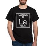 57. Lanthanum Dark T-Shirt