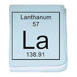 57. Lanthanum baby blanket