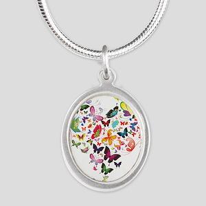 Heart of Butterflies Necklaces