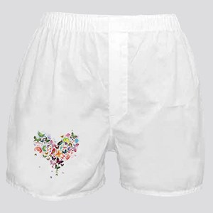Heart of Butterflies Boxer Shorts