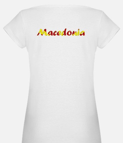 Buy Macedonian Shirt