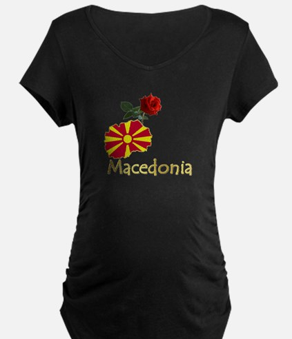 Buy Macedonian T-Shirt