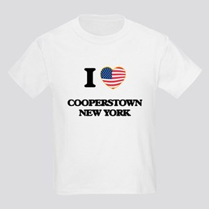 I love Cooperstown New York T-Shirt