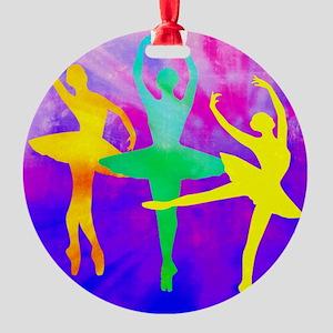 Dancing Ballerina Ornament