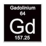 64. Gadolinium Tile Coaster