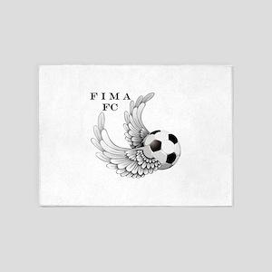 FIMA FC 5'x7'Area Rug