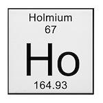 67. Holmium Tile Coaster