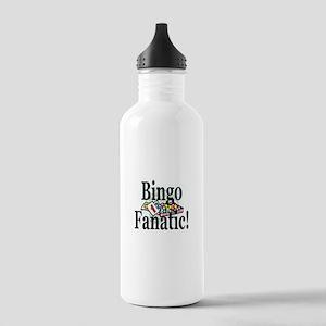 Bingo Fanatic Stainless Water Bottle 1.0L