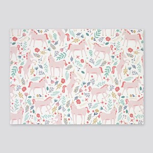 Unicorn Fields 5'x7'Area Rug