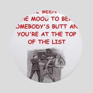 221b joke Ornament (Round)
