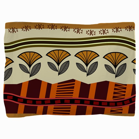 Ethnic 2 Pillow Sham