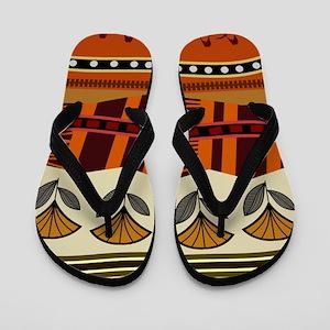 Ethnic 2 Flip Flops