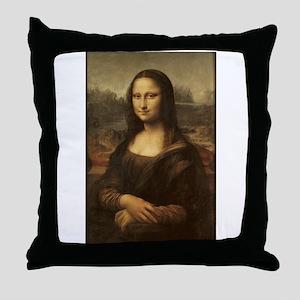 Da Vinci One Store Throw Pillow