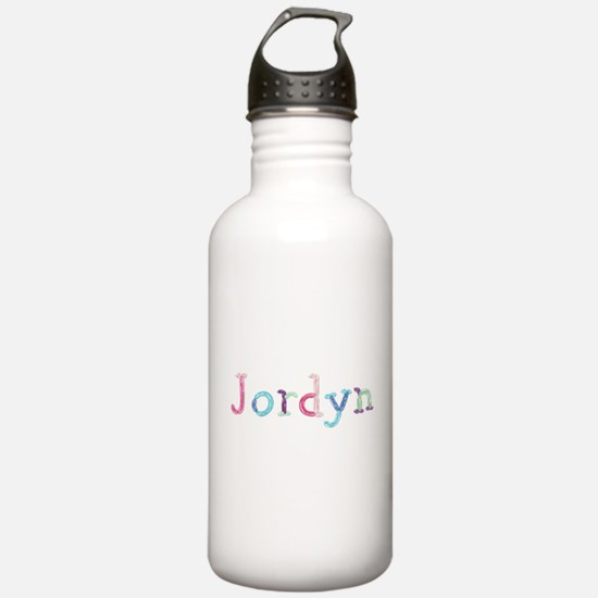 Jordyn Princess Balloons Water Bottle
