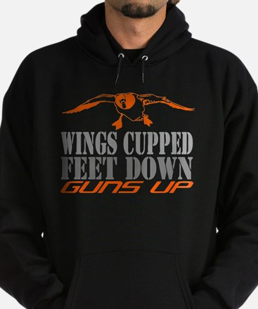 Duck Hunter Hoodie (dark)