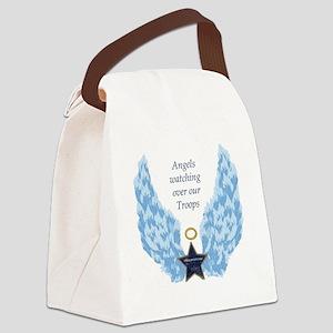 AFMSupport Canvas Lunch Bag
