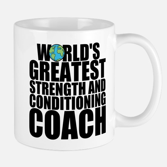 World's Greatest Strength And Conditioning Coa
