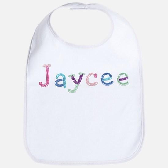 Jaycee Princess Balloons Bib