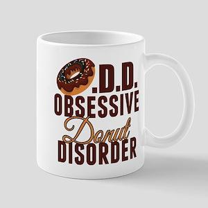 Funny Donut Mug