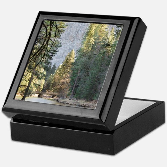 National park Keepsake Box