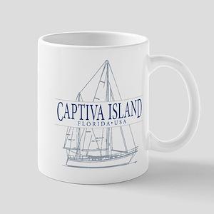 Captiva Island - Mug