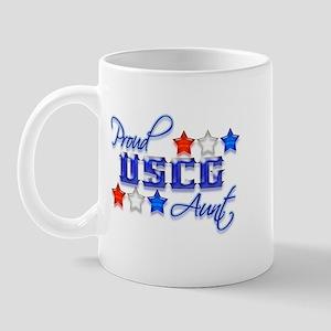 USCG Aunt Mug