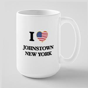 I love Johnstown New York Mugs