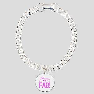 Fabulous 16th Birthday Charm Bracelet, One Charm