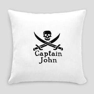 Captain John Everyday Pillow