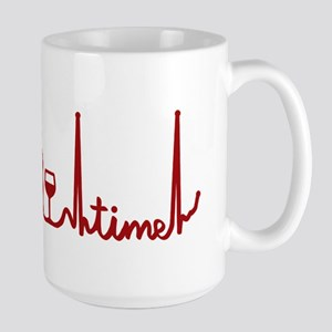 Wine Drinker Wine Time Stainless Steel Travel Mugs