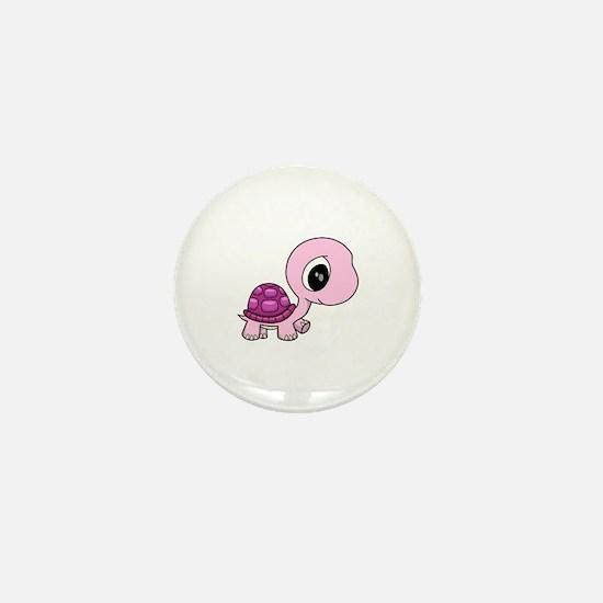 Baby Turtle Mini Button