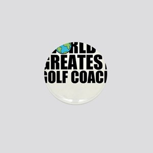 World's Greatest Golf Coach Mini Button