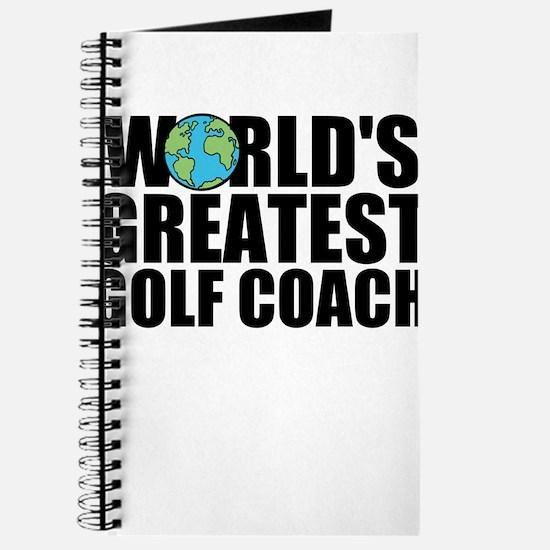 World's Greatest Golf Coach Journal