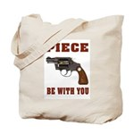 PIECE Tote Bag